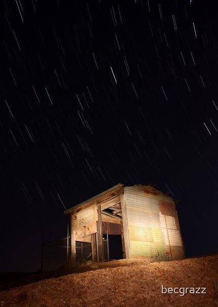 Star Trails by becgrazz