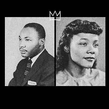 Coretta and Martin King - CLASSICS by queendeebs