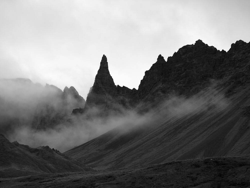 The mist rising by jonpalma