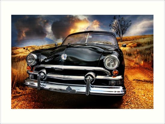 dirt road by Matt Mawson