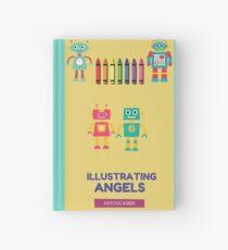 Engel illustrieren Notizbuch
