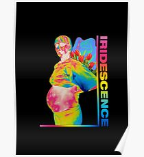 iridescence posters redbubble