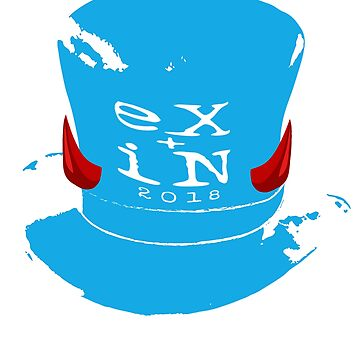 ex/in Manchester Hat 2018 by drmpropa