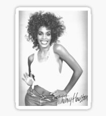 Whitney Sticker