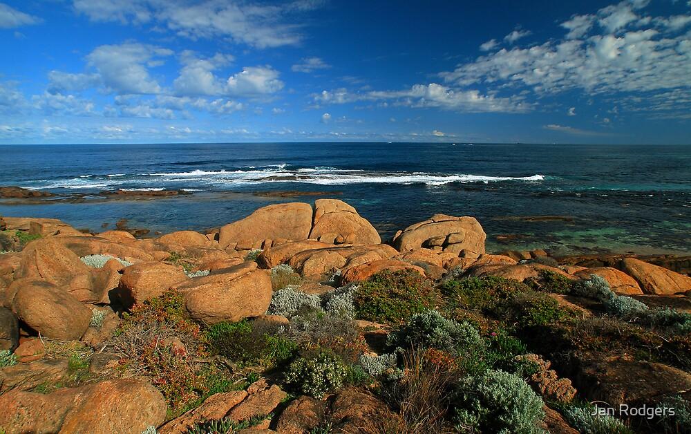 Cape Leeuwin, WA by Janette Rodgers