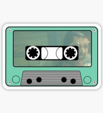 Nina Cried Power Cassette Sticker