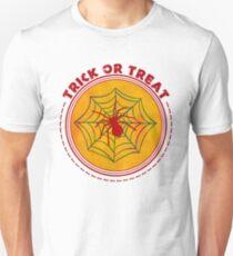 Halloween TrickOrTreat Spider Unisex T-Shirt