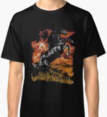 the horse art Classic T-Shirt