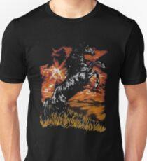 the horse art Unisex T-Shirt