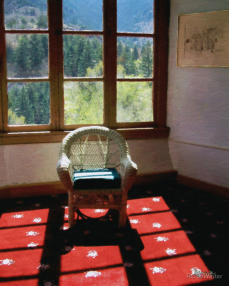 Afternoon in the Solarium by RC deWinter
