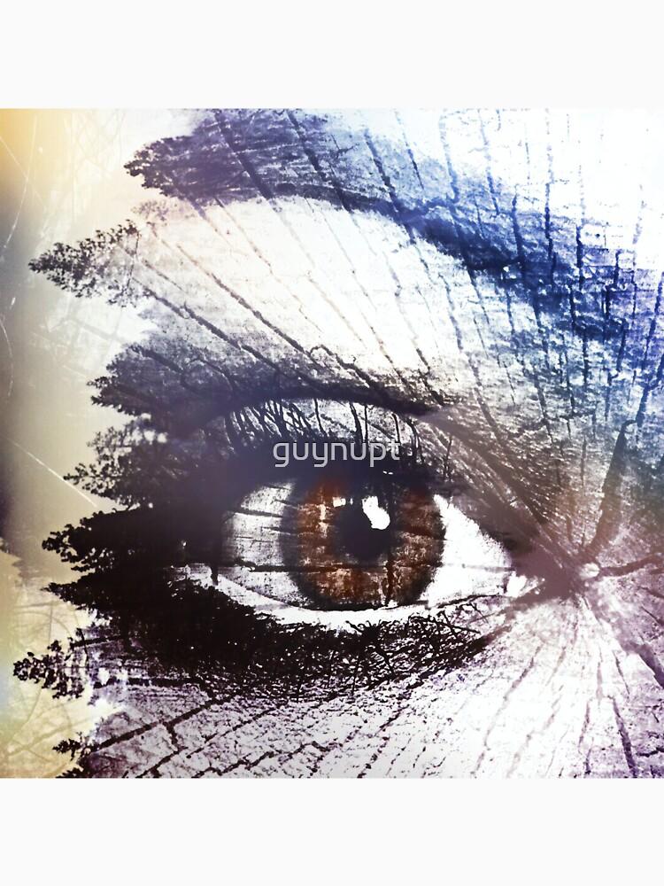 Auge für Natur von guynupt