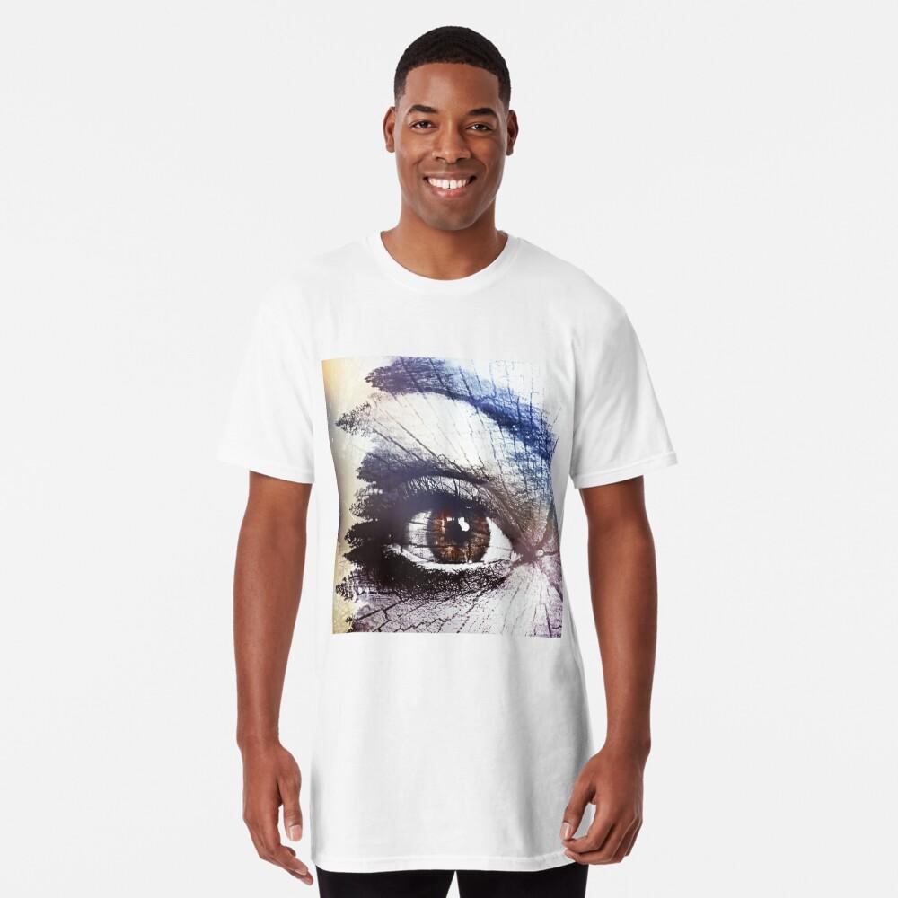 Auge für Natur Longshirt