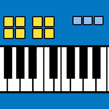 Gene Belcher's Keyboard by iheartclothes