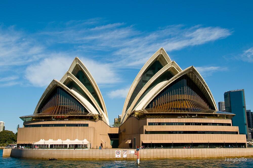 Sydney Opera House 2 by Jaxybelle