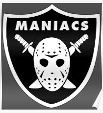 Póster Maniacs