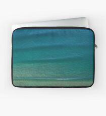 NE Beach Lines Laptop Sleeve