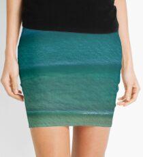 NE Beach Lines Mini Skirt