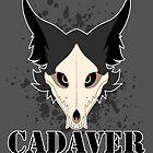 Skull Monster Cadaver by wingedwolf94