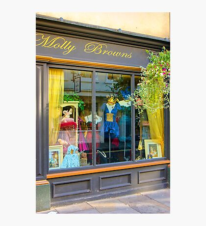 Molly Browns - York Photographic Print