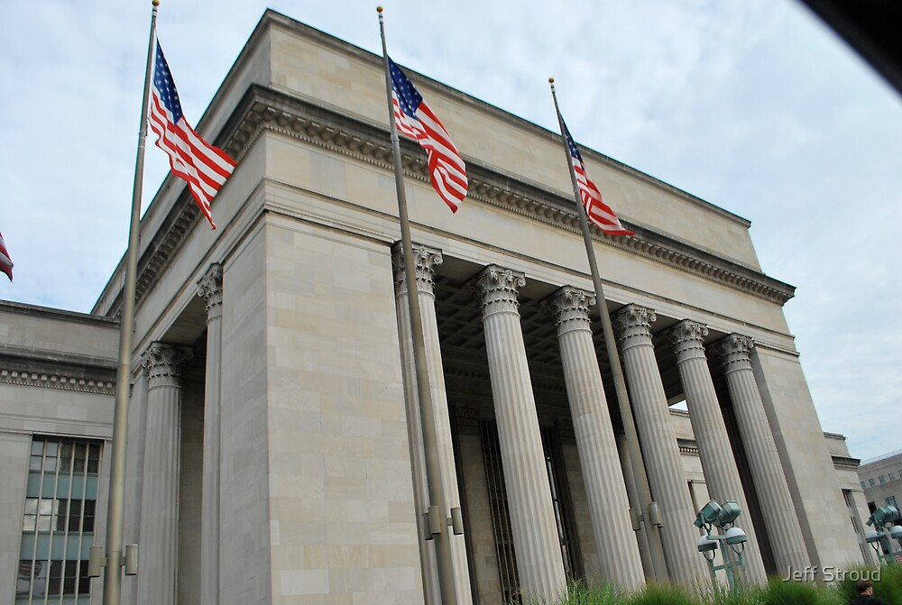 30th Street Station West  by Jeff stroud