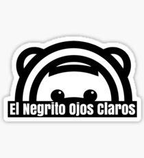 """Ozuna """"El Negrito Ojos Claros"""" Sticker Sticker"""