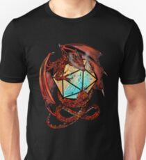 Dragons and Dice  Unisex T-Shirt