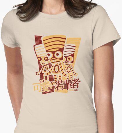 Mummy Mascot Stencil T-Shirt
