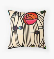 Charles Rennie Mackintosh - Window Floor Pillow