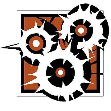 RB6 Siege Ying Icon - Fan Art  by boberttrelfa