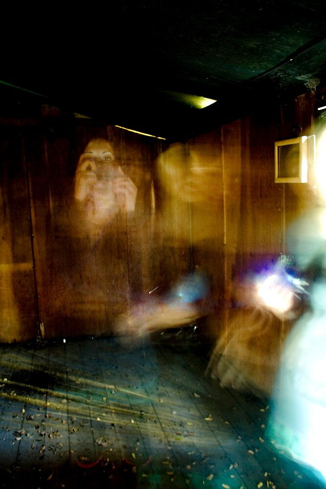 The Ghost Photographer by killapilla
