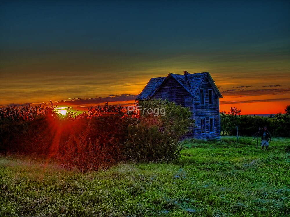 Photographer of The House on The Hill by PFrogg
