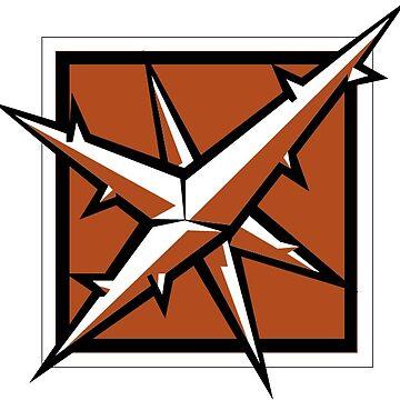 RB6 Siege Lesion Icon - Fan Art  by boberttrelfa
