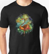 Galactic Flamingo  Unisex T-Shirt