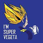 Super Vegeta by s2ray