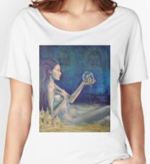 """Sandcastles""  from ""Whispers"" series Women's Relaxed Fit T-Shirt"