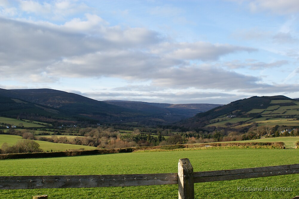 Irish Countryside by Kristiane Anderson