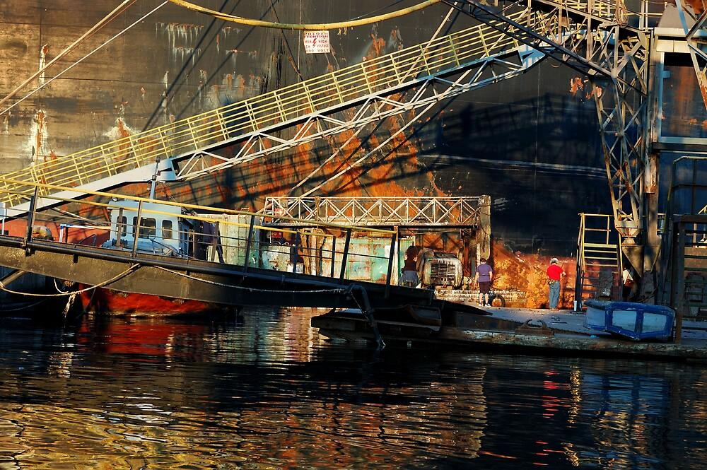 China port?  by Euphemia