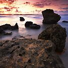 Heaven Beach, Lombok Indonesia by Fadil Basymeleh