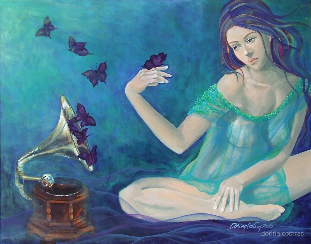 """""""Velvet obsessions"""" by dorina costras"""