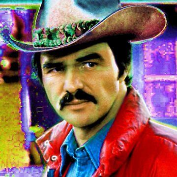 Burt Forever by JLHDesign