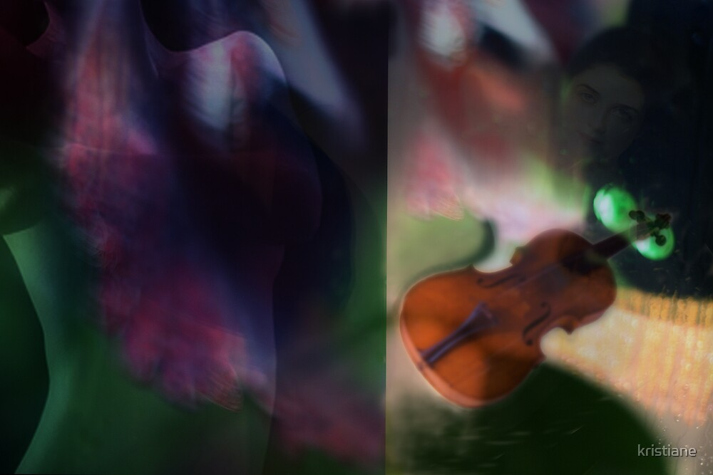 Music and Wings by kristiane