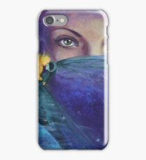"""...and the past it's just the beginning...from """"Impossible love"""" series iPhone Case/Skin"""