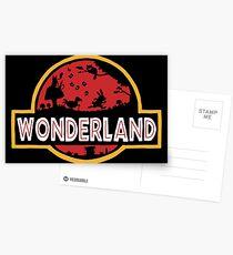 Wonder Park Postcards