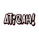 """ATICAH! The Official """"... And This Is Cool As Hell!"""" Logo by ATICAH"""