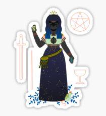 Witch Series: Tarot Cards Sticker