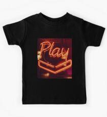 Play Kids Tee