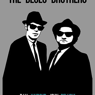 The blues brothers by aixaikik47