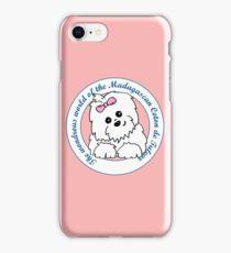 Life circle Coton de Tulear - The wondrous world of the Coton de Tulear iPhone Case/Skin