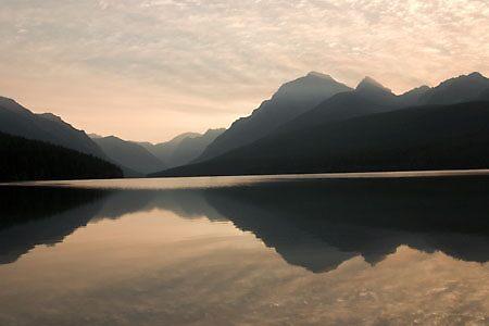 Bowman Lake by Diana Proemm