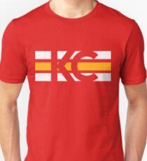 KC Chiefs: KC Pride Unisex T-Shirt